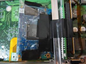 How I fit a 30GB SSD in iBook G4